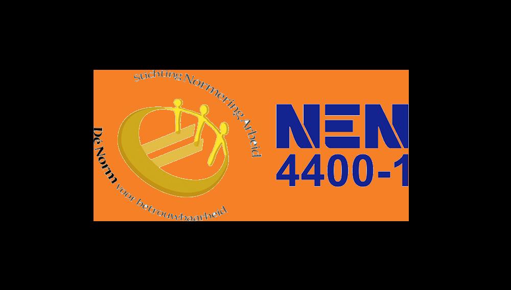 Het NEN 4400-1 Certificaat voldoet HS Technical volledig aan de voorwaarden van de SNA. Stichting Normering Arbeid heeft als doelstelling het realiseren van zelfregulering ter voorkoming van fraude en illegaliteit in de uitzendbranche.